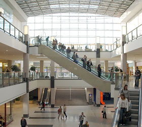 Atlanta Georgia Shopping Centers Malls Stores