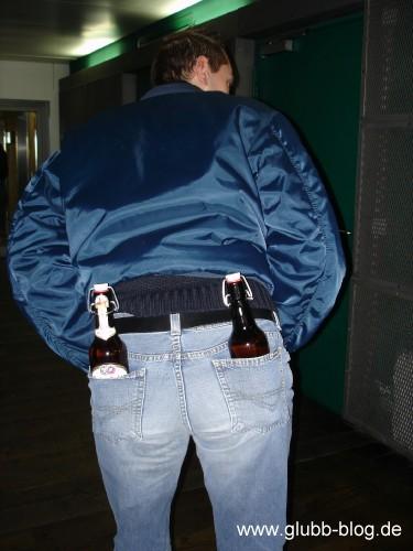 Bier-Hintern