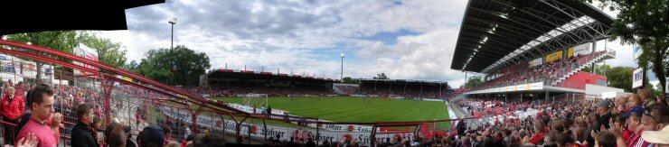Stadion der Freundschaft, Cottbus