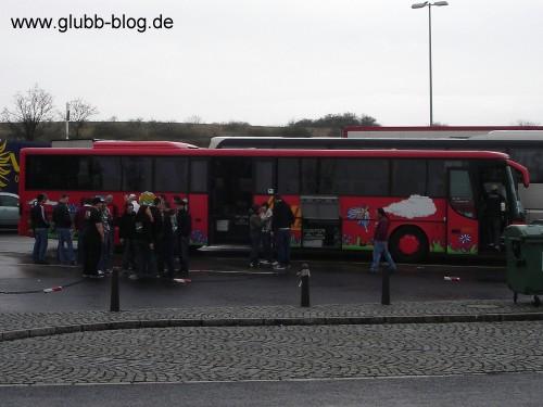 Bus 4 Supporters-Club Fiddls Reisen