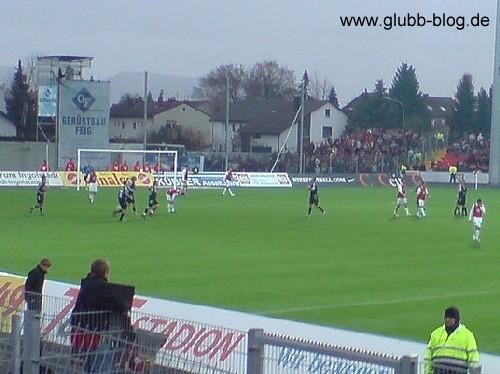 3:0-Tor Engelhardt Ingolstadt