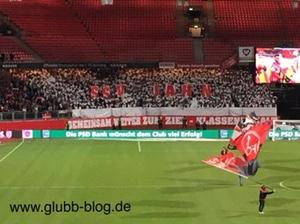 SSV Jahn-Fans in Nürnberg