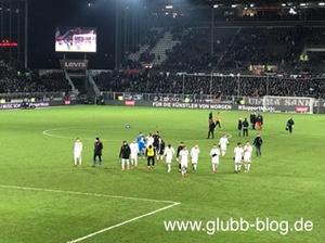 Der FCN beim FC St. Pauli