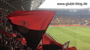 FCN-Fans in Dresden