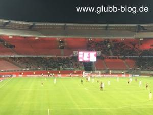 Ernüchterung nach FCN-Niederlage gegen Wolfsburg