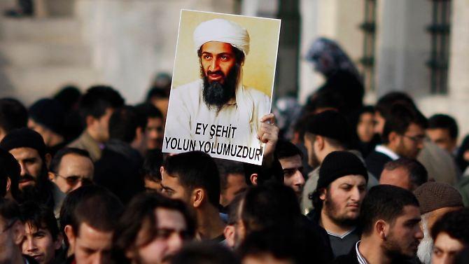 Bin Laden dient heute als Vorbild einer neuen Generation islamischer Terroristen.