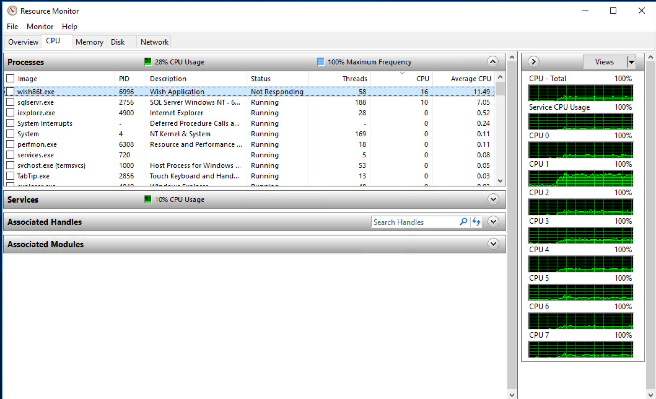 HammerDB: Avoiding bottlenecks in client.   n0derunner
