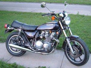 Nate's Kawasaki Motorcycles
