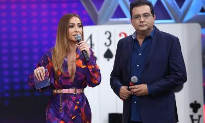 Sabrina Sato assume o programa Domingo Show na Record TV em 2020