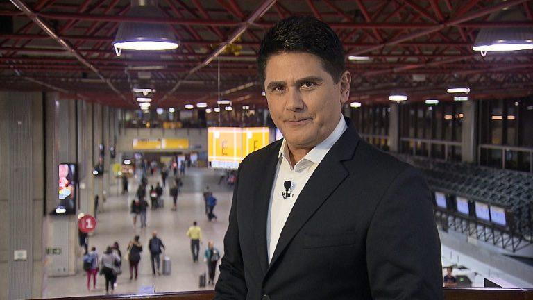 Aeroporto programa record tv cesar filho
