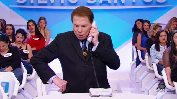 Silvio Santos quer mudanças no SBT