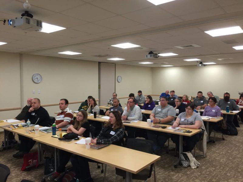 Amateur Radio License Class Training