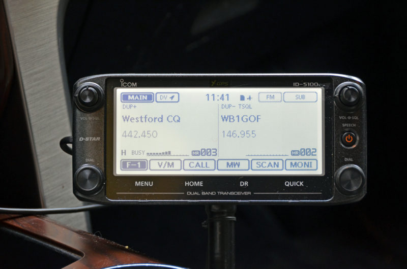 Learn About Amateur Radio - Mobile 2m/70cm FM Radio in a Vehicle