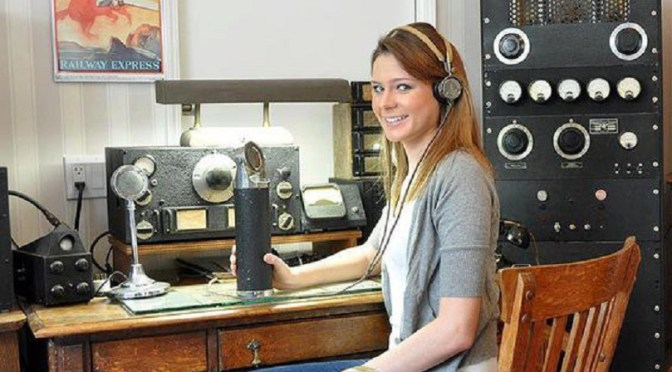 Dawn of Amateur Radio - Vintage Gear