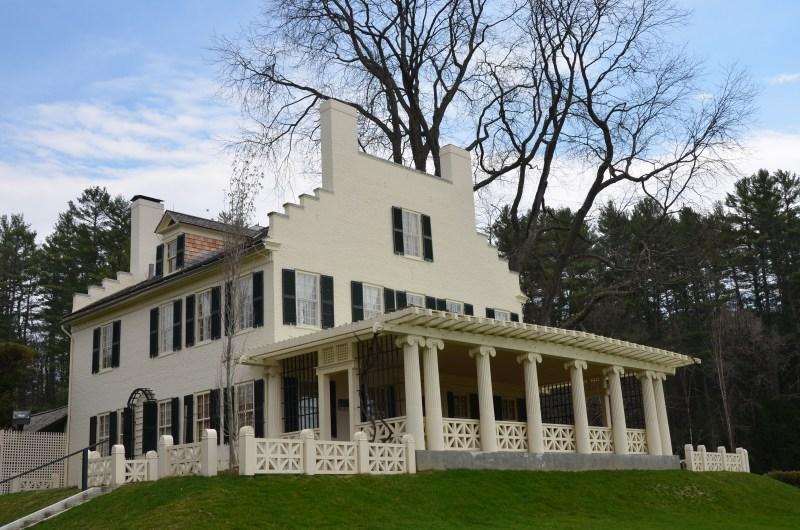 National Park Service anniversary - Aspen House, Built abut 1817