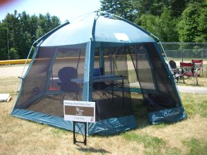Public Information Tent