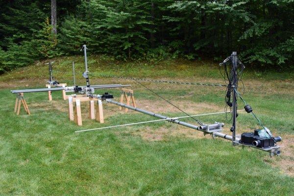 Antenna Projects - Disassembled SteppIR DB36