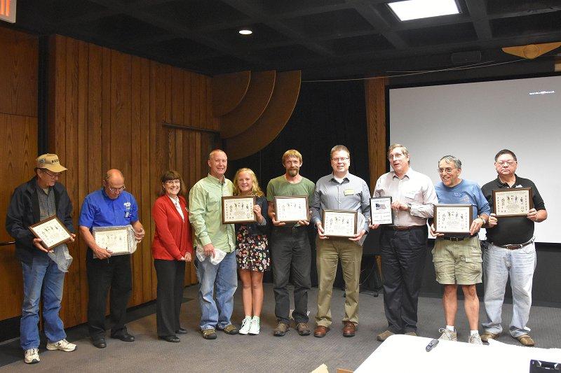 13 Colonies Top Club Award Presentation