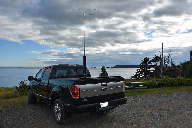 Our Mobile HF Station