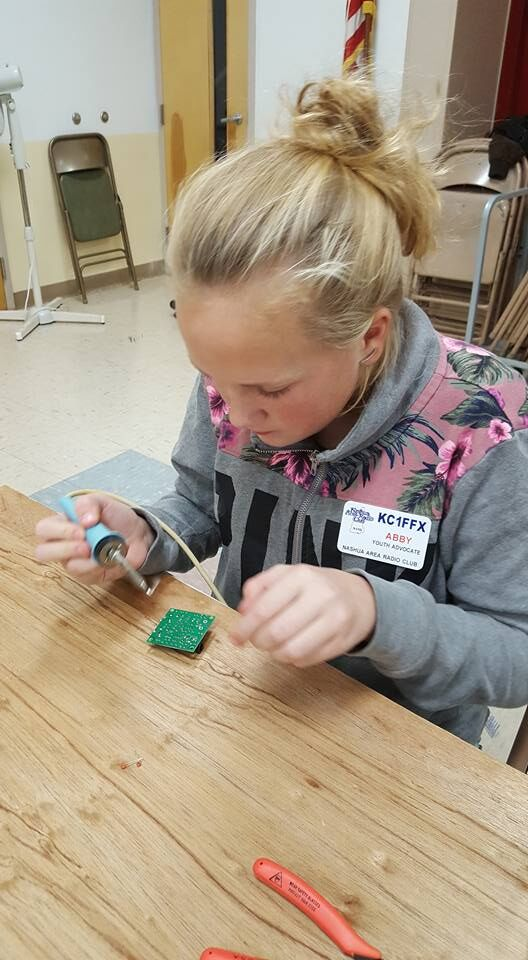 Learn About Amateur Radio - Building a Transceiver at Tech Night