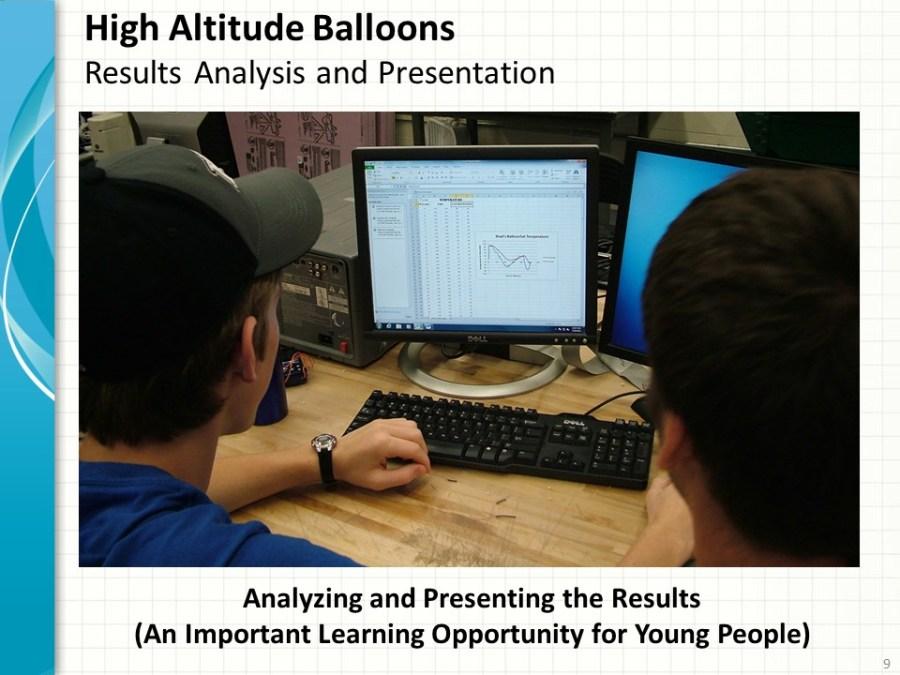 High Altitude Balloon Flight Data Analysis