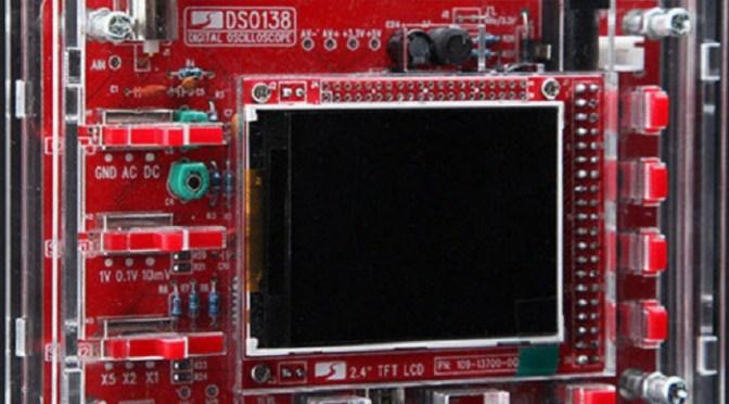DSO138 Scope Kit