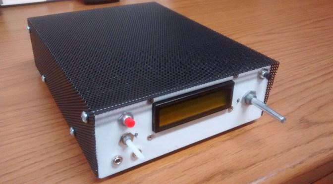 BitX-40 Enclosure
