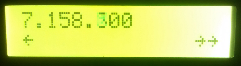 BitX-40 Frequency rising