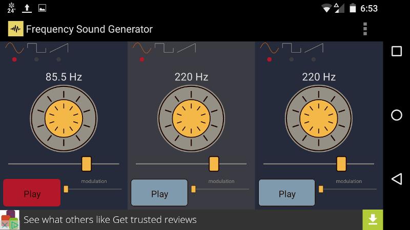 PL Tone Generator