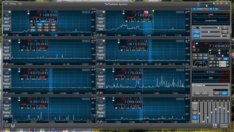 SDR Interface