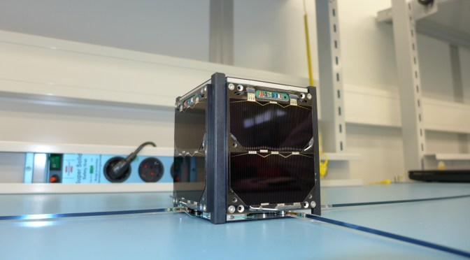 EO-88 aka Nayif-1 Cubesat