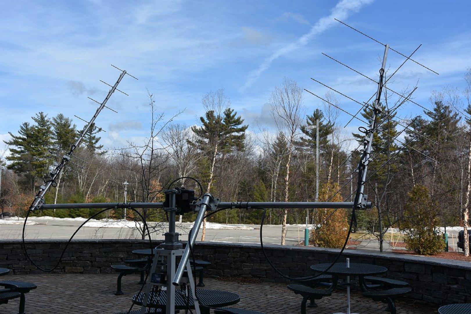 Satellite Station Antennas