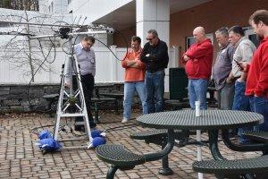 Satellite Station Demo