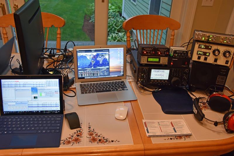 IT Test - Satellite Station Test