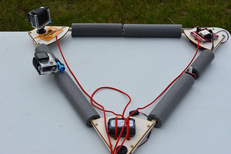 High-Altitude Balloon Flight Platform Final Assembly and Test