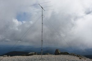 Antenna on the Mountain