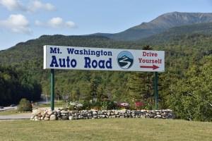 Auto Road Entrance