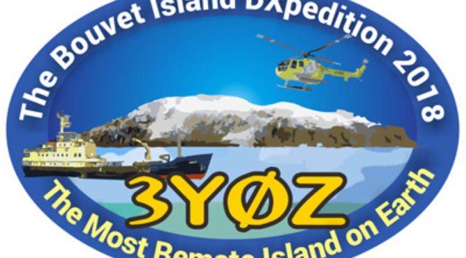 The Bouvet Island DXpedition 2018