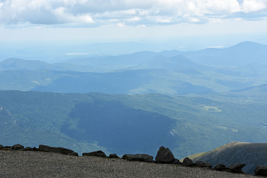 Mt. Washington Summit View