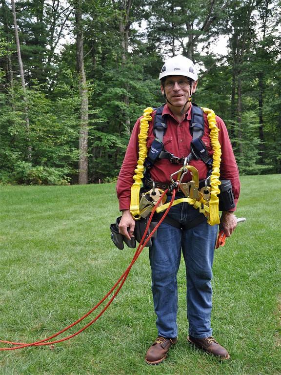 Climbing Safety Gear