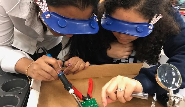 HAB School Kit Builds