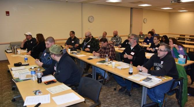 Spring 2018 Technician License Class