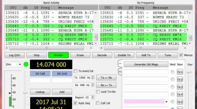 FT8 DXpedition mode