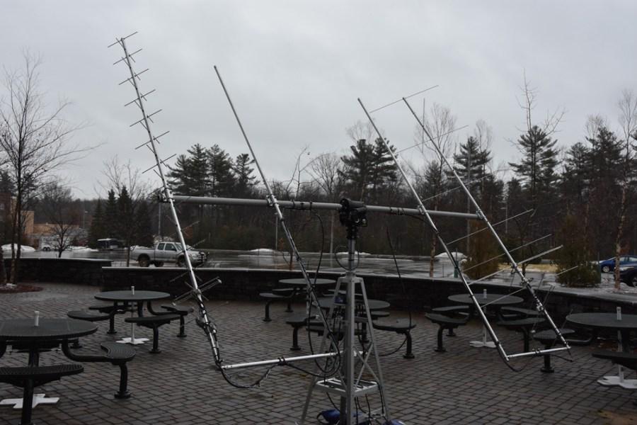 Satellite Station 3.0 Antennas