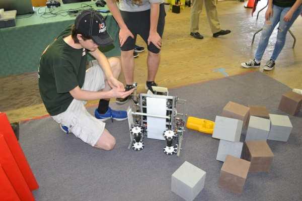 NETT: Robots 1