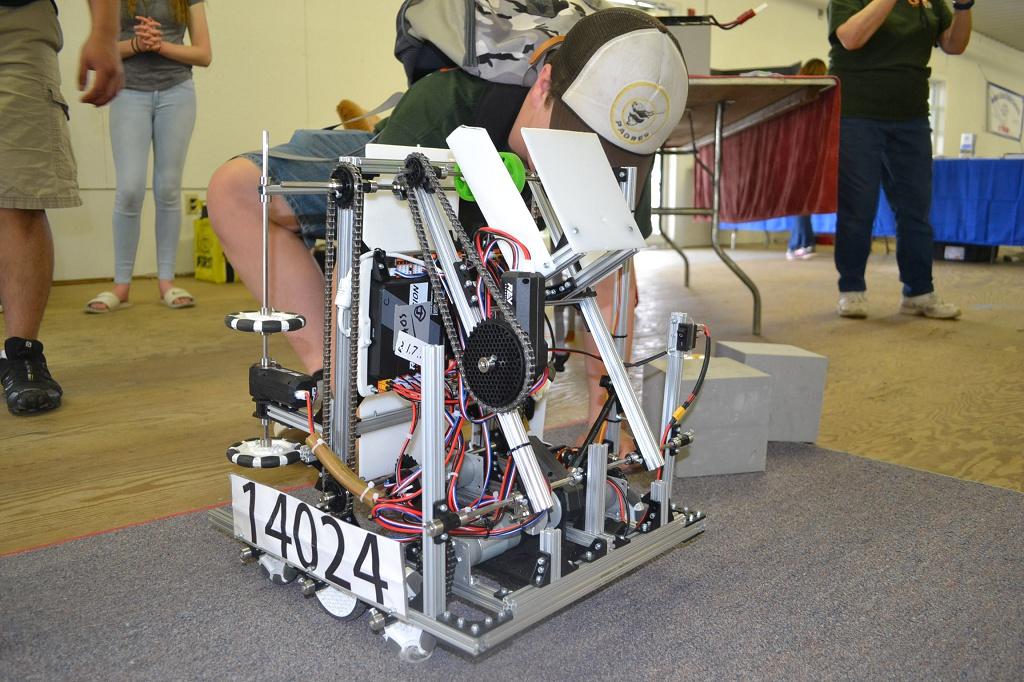 NETT: Robots 2