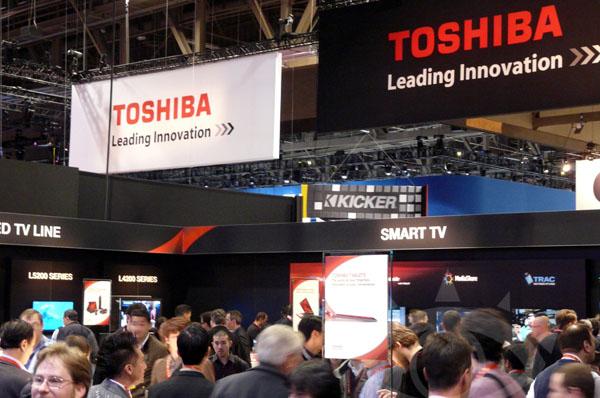 Toshiba in Saudi Arabia