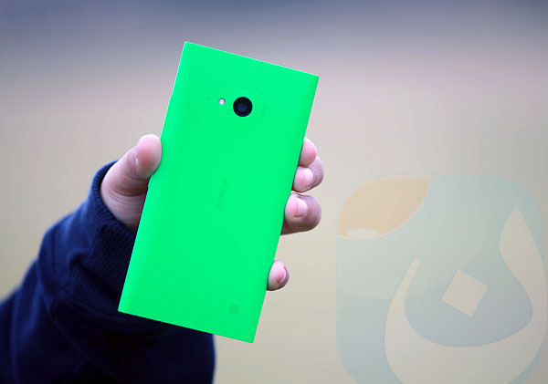review lumia 735