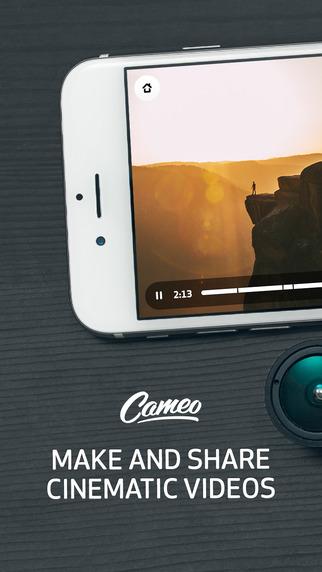 المونتاج ببساطة واحترافية مع تطبيق Cameo للأيفون والأيباد - نيوتك | New tech