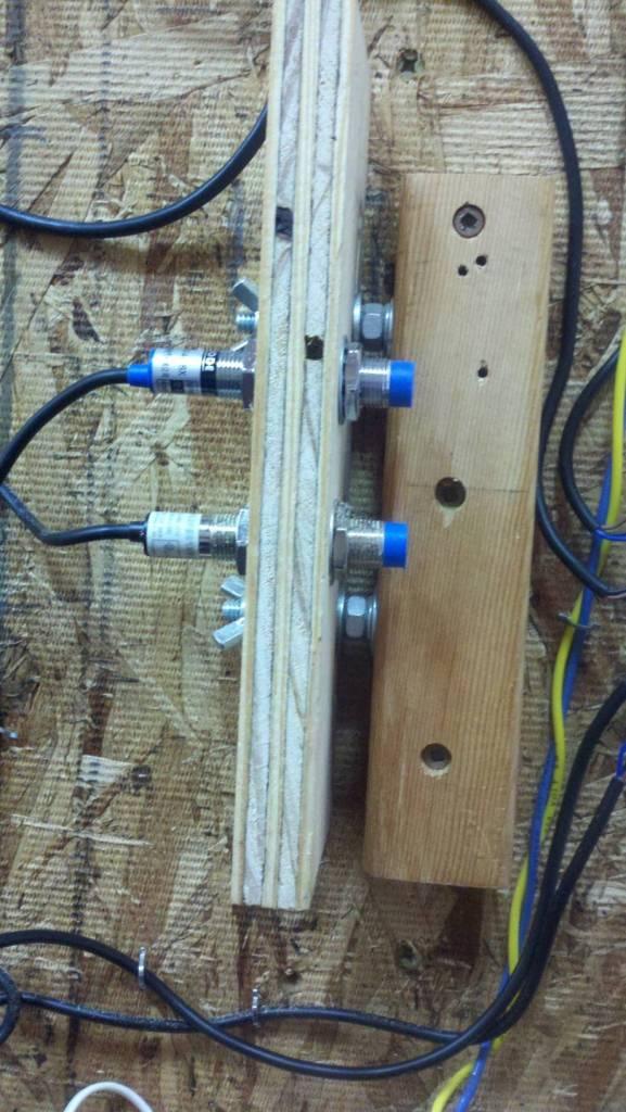 Prox Sensor Bracket
